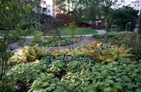 Monica Zetterlundspark, Stockholm