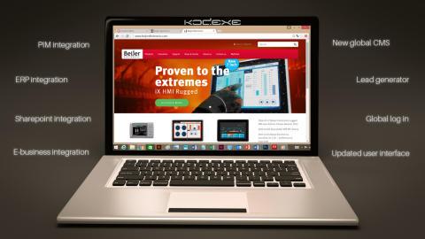 Kodexe establishes new digital platform solution for the Beijer Electronics group