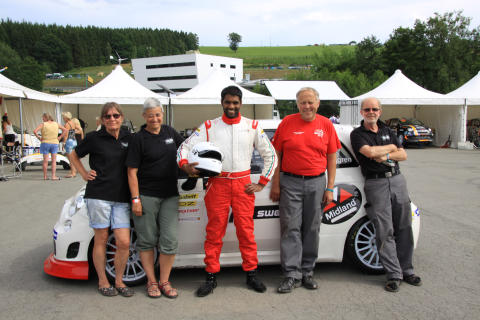 Team Santosh Berggren Racing