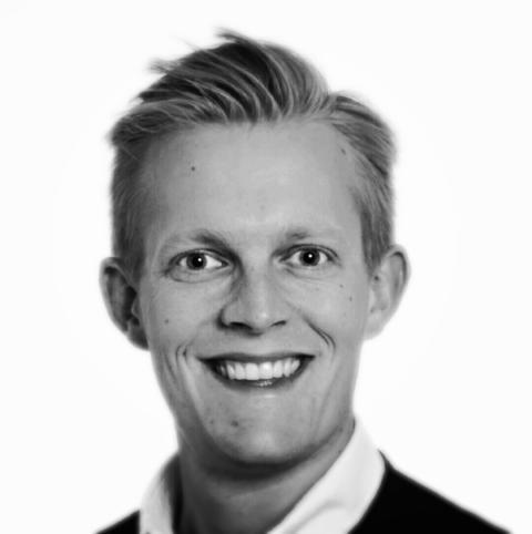 Carl Kristoffersson- ansvarar från och med idag för Young profesionals!