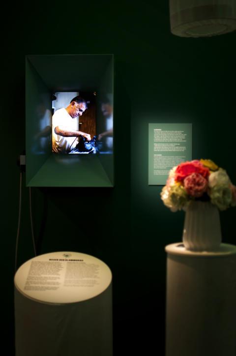Naser - VI & DOM - en utställning om hatbrott