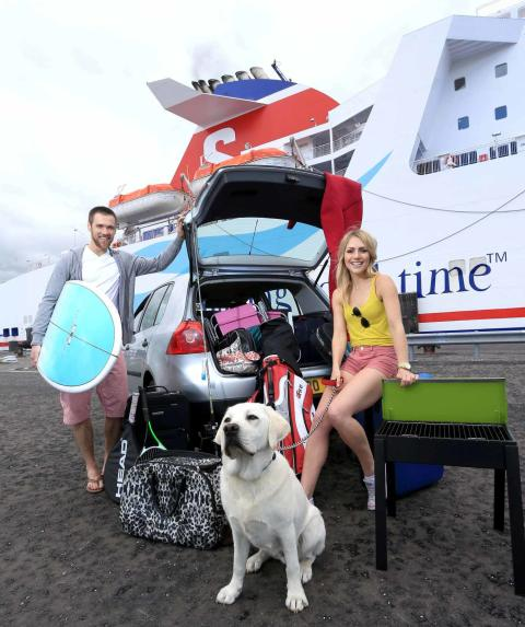 'Pack it all in' with a Car-cation