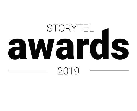 Logotyp Storytel Awards_svart