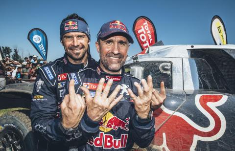 Peugeot vann världens tuffaste ökenrally – Dakar 2016