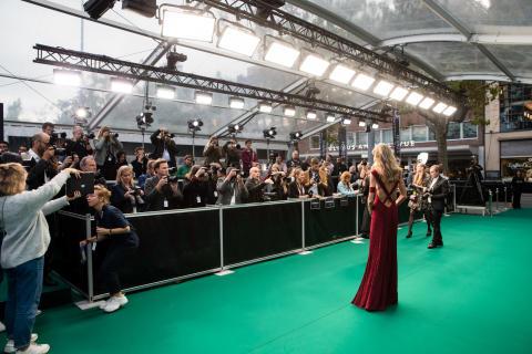 Eröffnung des Zuerich Film Festiva