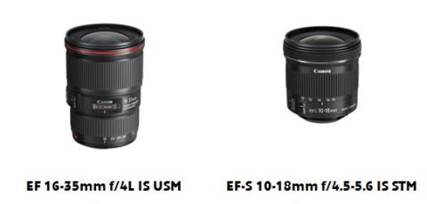 Vidga din vy med Canons nya ultravidvinkelzoomar – EF 16-35mm f/4L IS USM och EF-S 10-18mm f/4.5-5.6 IS STM