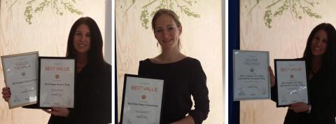 Flera vinster i Vinordic Wine Challenge 2014