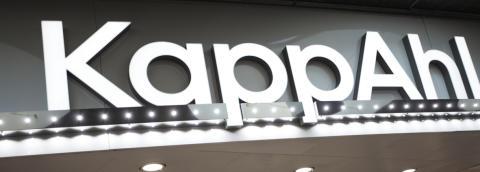 KappAhl öppnar i Strömpilen