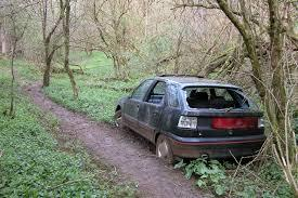 Council crackdown on abandoned and untaxed vehicles
