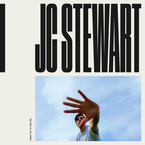 JC Stewart slipper ny singel