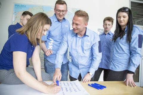 Witamy w  JYSK - szkolenie dla nowych pracowników