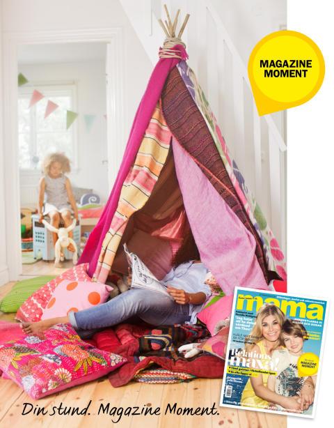 Magazine Moment mama
