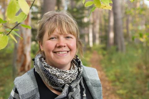 Anna-Maria Rautio, Skogsmuséet Lycksele
