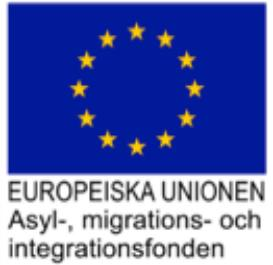 RådRum stöds av Asyl-, migrations- och integrationsfonden.