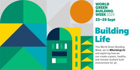 World Green Building Week 2019 und die Baubiologie