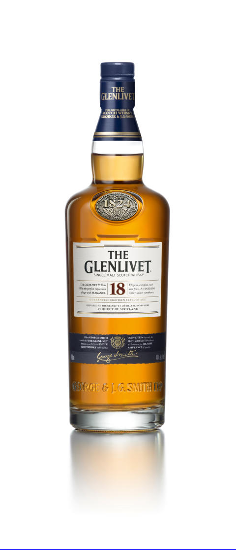 The Glenlivet 18yo