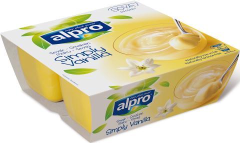 Alpro Dessert Vanilj