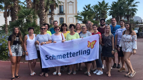 Hochsommer im Herbst: mit Schmetterling und Club Med nach Sizilien