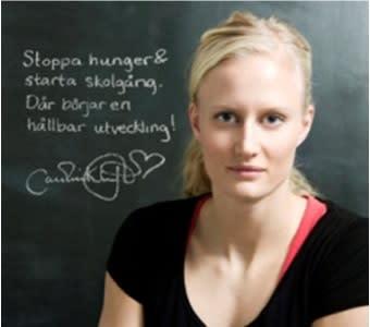 Göteborg firar måltidens dag i Nordstan