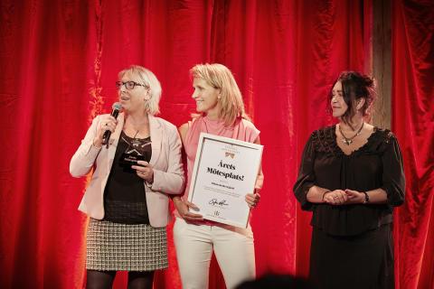Årets Mötesplats - Pernilla Rehnberg & Malin Mattsson, Thoresta Herrgård