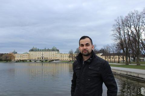 Meet Zandawala, Zoologiska institutionen, Stockholms universitet