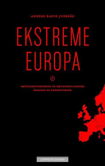 Omslag Ekstreme Europa