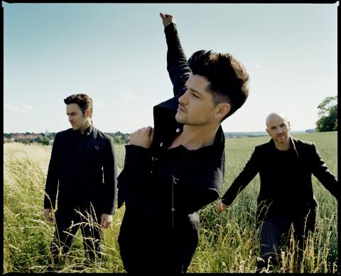 """Sverigeaktuella The Script släpper nya singeln """"If You Could See Me Now"""""""