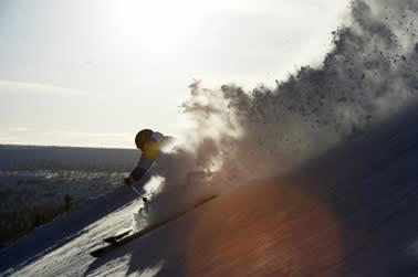 Sne på pisterne er vigtigst for danskerne