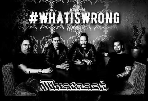 """""""Psykisk ohälsa är lika farligt som cancer"""" - Mustasch startar kampanjen #whatiswrong"""