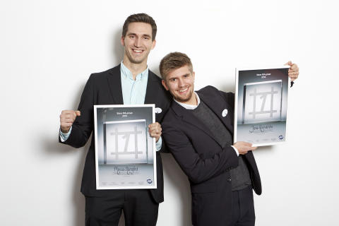 Nytänkande KTH-studenter fick Stora FM-priset