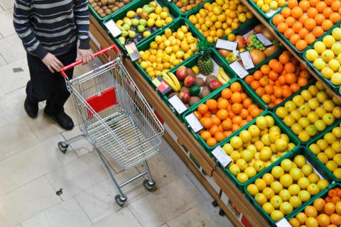 Tillväxt för dagligvaruhandeln under första kvartalet 2016