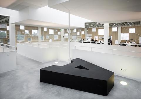 4618 kvadratmeter med unik älvsutsikt – Arkitekthögskolan invigs!
