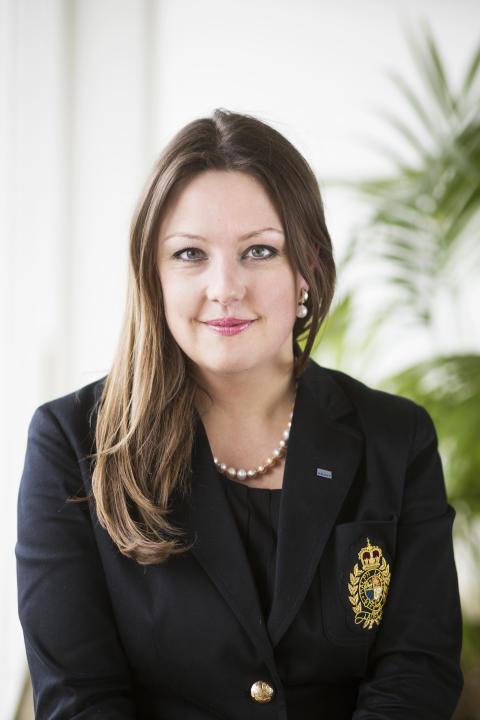 Ulrika Norvenius, kommunikationschef