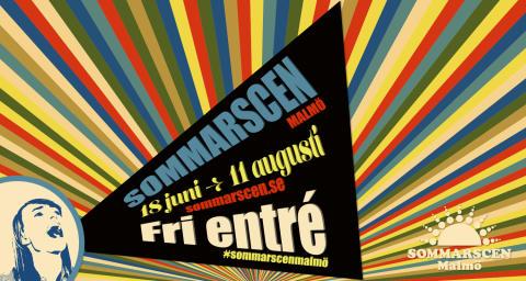 Sommarscen Malmö 2016 - nu är programmet här!