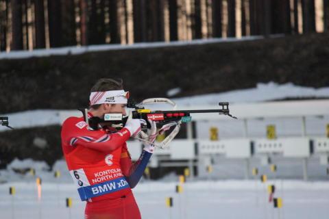 Emil Hegle Svendsen Fellesstart