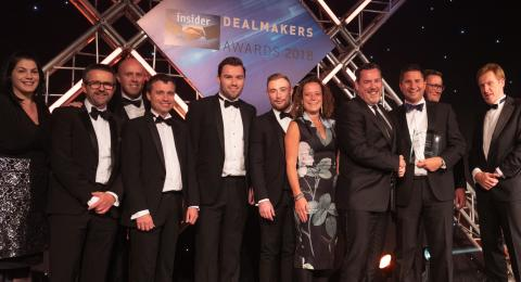 Smith Cooper Corporate Finance up for five Insider awards, eclipsing previous records