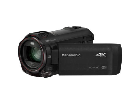 Panasonic's New Camcorder Range Provides Videographers and Families with Everything They Need for Picture Perfect Recording
