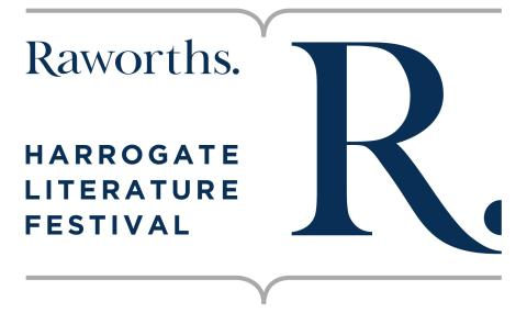 Julia Bradbury at Raworths Harrogate Literature Festival