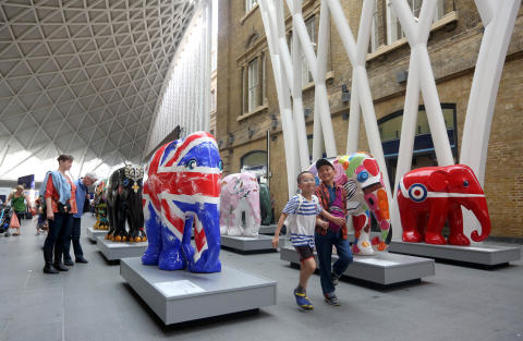 Elephant Parade kicks of biggest ever tour