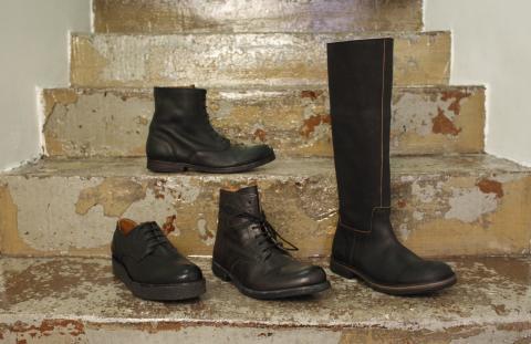Svenska skomärket Rokin lanserar sin första damkollektion