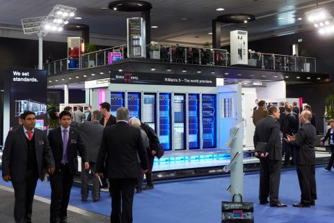 Årets CeBIT en plattform för nya lösningar i den smarta industrin