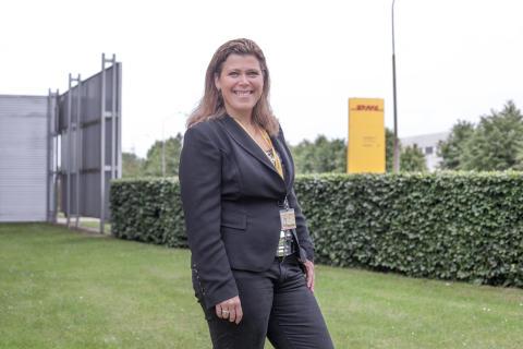 Susanne Katja Kristensen - Marketingchef hos DHL Express (Denmark) A/S