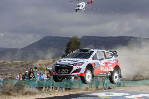 Asfalt-rally neste for Hyundai