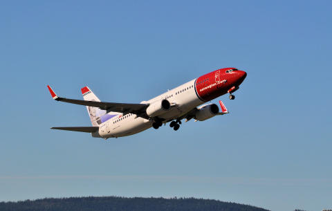 Norwegian reports its best ever quarterly results