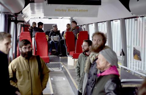 Konceptbuss 2.0 − Skånetrafiken utvecklar framtidens regionbussar