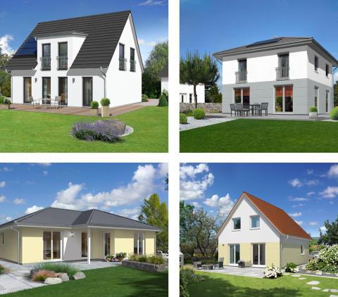 Hausbau-Trends 2016: Moderne Massivhäuser sind energiesparend, funktional, flexibel und trotzdem bezahlbar