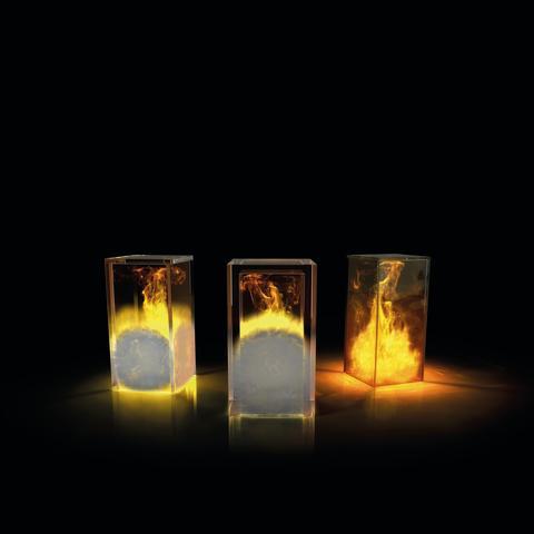 Hur fungerar glas som skyddar mot brand?