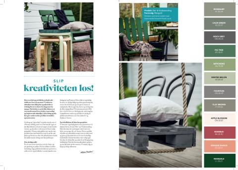 Creative Garden - Inspirationsbrochure