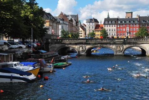 Krüger Stafetten sætter fokus på rent badevand
