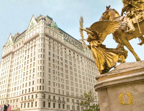 The Plaza, A Fairmont Managed Hotel, NYC
